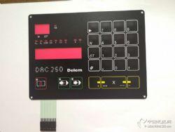 Delem DAC 250剪板机操作面板 DAC25剪板机系