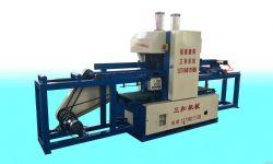 短料框锯机(锯50公分长圆木)