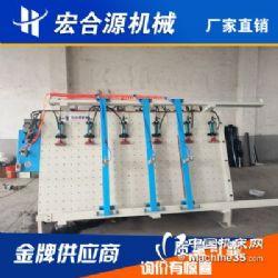 MH2324门窗组合机木工组框机 双面液压拼门机价格