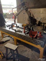 松下焊接機器人TA1400鈑金焊接機械手二保焊接機械臂