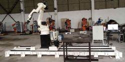 机器人第七轴焊接机器人导轨机器人地轨