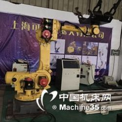 fanuc搬運碼垛機器人發那科R2000iB搬運機械臂