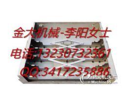 宝鸡数控VMC1580立式加工中心钢板防护罩定制