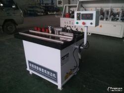 厂家直销木工机械双面涂胶曲直线封边机 手动封边机小型封边机