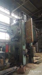 ,二手俄罗斯TMP1000吨新式热模锻压力机