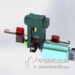 多軸鍛造機械手