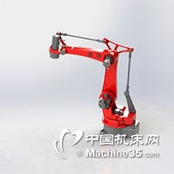 金協工業自動化四軸機械手