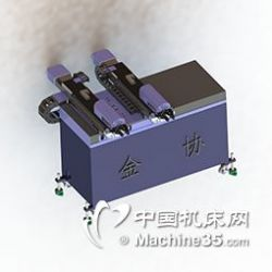單機多軸鍛壓機械手 工業機械
