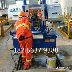 钢筋锯床GB4240适用于建筑工地的钢筋锯断齐头
