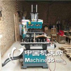 华洲牌数控榫槽机 木工打卯机 数控打眼机厂家供应