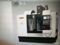 钜人数控VMC850L全自动高速两线一硬立式cnc加工中心机