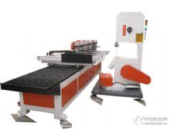 供应数控带锯机 hz-01曲线锯 华洲厂家直销