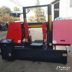 供应GB系列带锯床 4250液压半自动带锯床