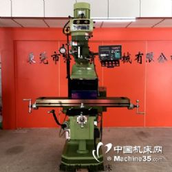 誠信廠家大量批發榮田RT-4SV炮塔銑床 精密型數顯銑床4號