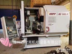 数控蜗杆磨齿机 型号:KX300P
