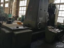 武重产2米24摸滚齿机 Y31200A滚齿机