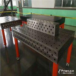 机床铸件,铸铁平台,垫铁,三维柔性焊接平台,灰铁铸件_华威机
