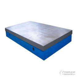 订做铁地板 检验测量装配焊接试验平台 铆焊钳工T型槽划线工作