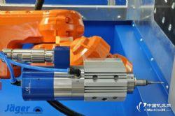 供应德国jagerF100-H536微细深孔钻铣高速电主轴