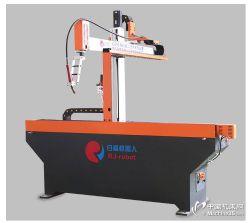 五轴坐标焊接机器人仰角型  工业机器人 自动化机器人 机械手