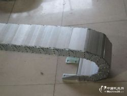 桥式封闭式钢制拖链盛普诺厂家定制