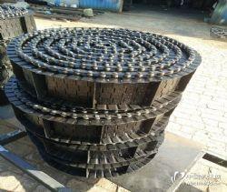 厂家直销钢制输送链板排屑链板
