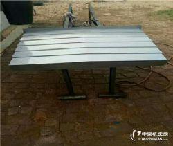 定制不锈钢导轨钢板防护罩