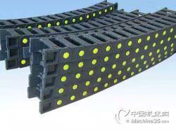 昆山jflo电缆保护链_工程塑料托链厂家型号价格