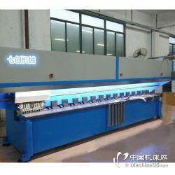 深圳七創4米V型數控刨槽機(開槽機)設備廠家直銷