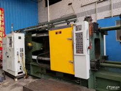 二手力劲800吨铝合金压铸机有多重冷式800吨压铸机参数报价