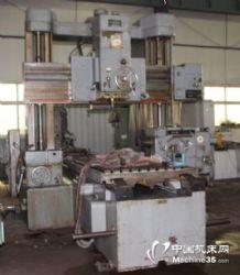 昆明机床厂T42100A双柱立式坐标镗床