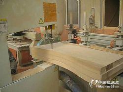 供应华洲数控带锯、开料锯、曲线锯、木工带锯厂家直销