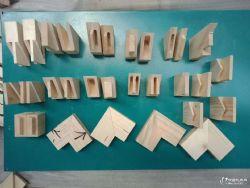 华洲华洲全自动木工机械榫卯加工中心 一机做30种榫卯结构