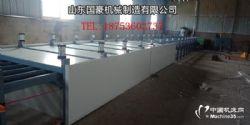 供应国豪拼板机、山东新型自动拼板机价格、木工拼板机价格表