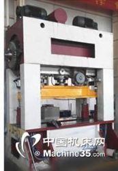 供应HT300吨金属冲孔网板专机