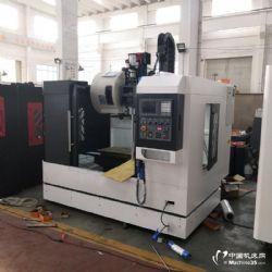 數控銑床廠家直銷vmc650立式加工中心 線規加工中臺灣配置