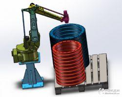 回转支撑自动化自动化方案设计