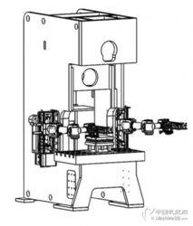 鍛壓機上下料機器人