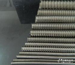 福莱通穿线蛇皮管 穿线304不锈钢软管厂家