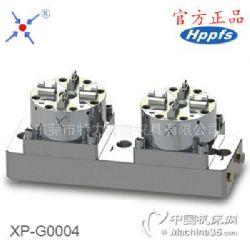 POFI 特力夹具 CNC气动卡盘 1控2电脑锣夹具