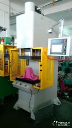 汽车减震器装配数控压装机Y07S/中山本地油压机