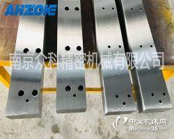 导轨厂家定制高精度矩形方导轨40CR材质2.5米机床重型滑动
