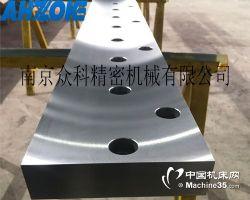 导轨厂家定制龙门机器人导轨龙门机械手直线重载矩形拼接导向导轨