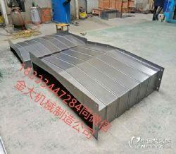 臺正1060加工中心Y軸鋼板防護罩維修與定制