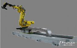 蘇州通錦 第七軸工業機器人 行走地軌  關節機器人 行走軸