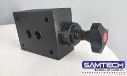 现货DBD型直动式溢流阀 DBDS20P 板式 液压阀 板式