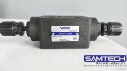 山東森特克液壓疊加式液控單向閥MTCV-03W