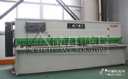 液壓擺式剪板機QC12Y-4X3200