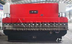 WC67Y-200T/4000折彎機