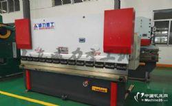 WC67Y-40T2500液压板料折弯机